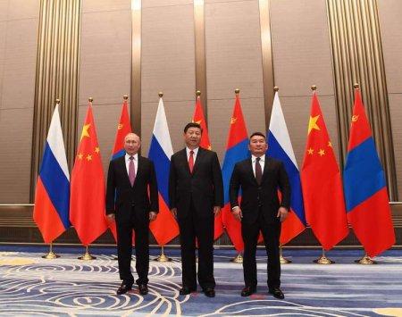 Гурван улсын хамтарсан