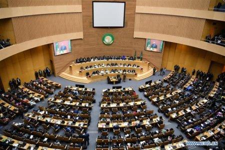 Африкийн Холбооны дээд хэмжээний 32 дахь уулзалт эхэлжээ