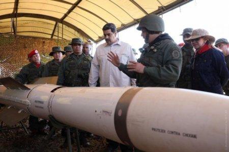 Н.Мадуро түүхэндээ хамгийн том цэргийн сургуулилтыг эхлүүлжээ